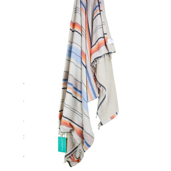 Corfu-Towel-Brick