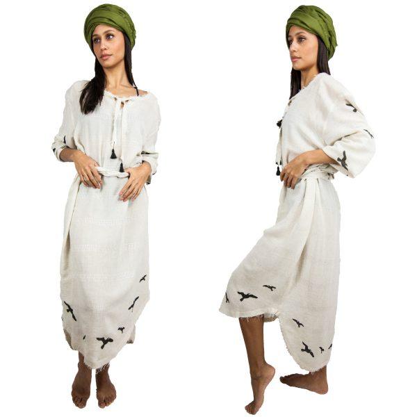 2735-Linen-Oversized-Dress