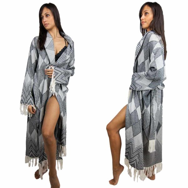 2741-Jacquard-Robe