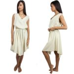 Bade Beach Dress - Lemon