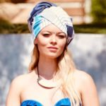 turban headpiece pestemal